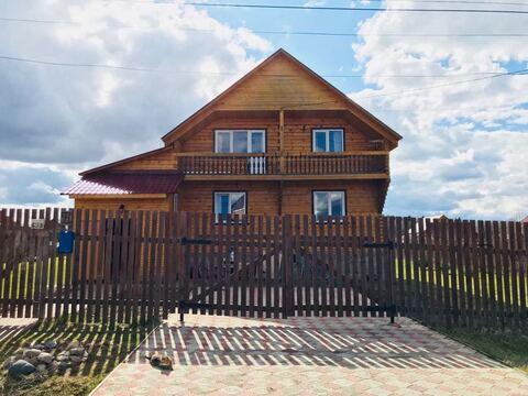 Кп Дарьино. Жилой дом для большой семьи. Все коммуникации. 90 км от мк