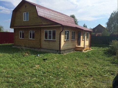 Двухэтажный, добротный деревянный дом, общей площадью 135 кв.м на .