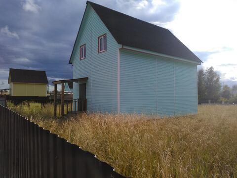 Купить дом из бруса в Раменском районе д. Антоново