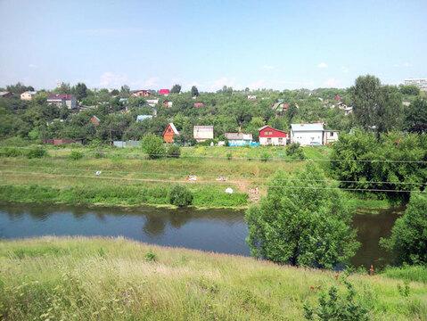 Участок у реки 6 соток, Подольск