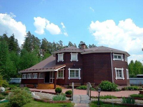 Дом 280 м2, участок 26 сот, Новорижское ш, 45 км от МКАД, Духанино. .