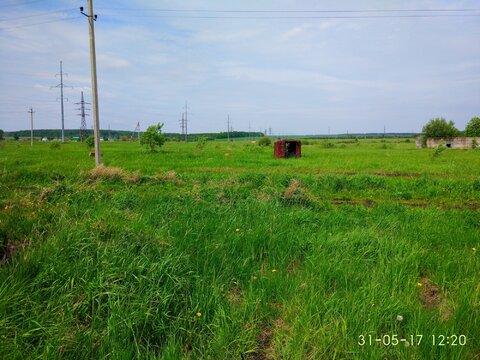 Земельный участок 11 соток г. Ясногорск Тульская область