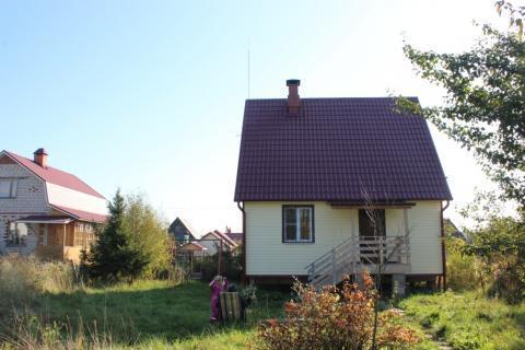 Дом 144 м2 на участке 8 соток