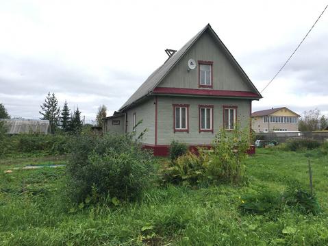 Продажа дома, Верхние Валдушки, Приморский район, Садовая ул.