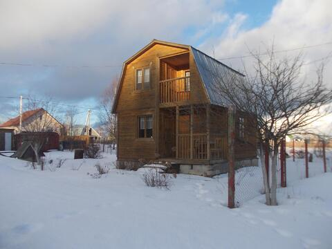 Продается 2х этажный дом с летней 2х этажной дачей на участке 7.5 сото