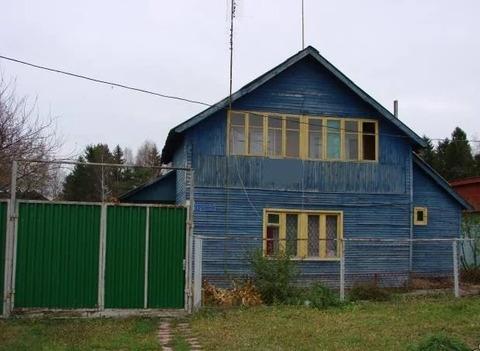 Эксклюзив! Продается дом со всеми коммуникациями в Боровском районе