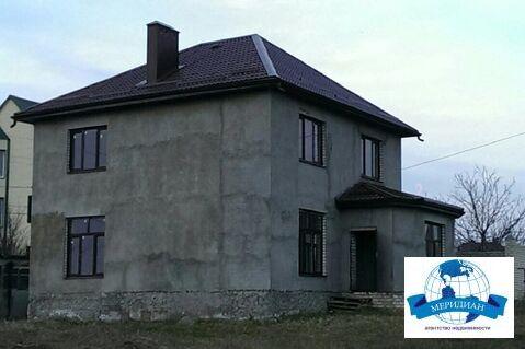 Дом 200 м2 на участке 4,5 сот. Аграрник 4