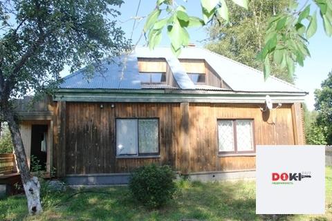 Продажа дома в деревне Бутово Егорьевского района