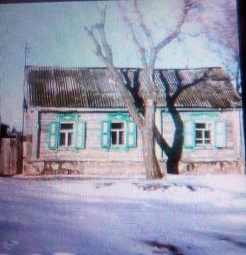 Дом в с, Новоникитино Октябрьского района, дешево
