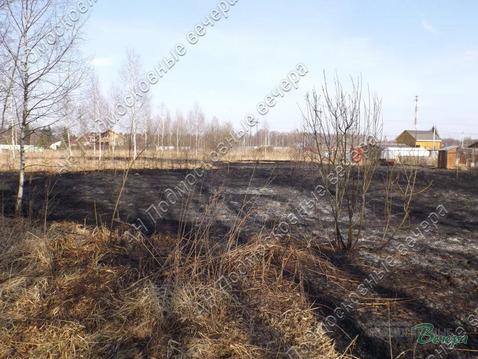 Горьковское ш. 45 км от МКАД, Мамонтово, Участок 12.1 сот.