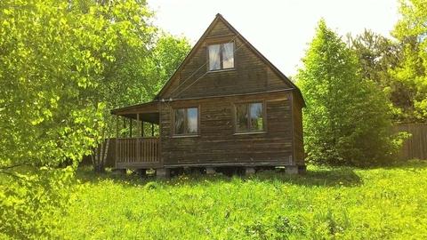 Продам дом 50 кв.м, С участком 14 сот. д.Сафонтьево на Волоколамском .
