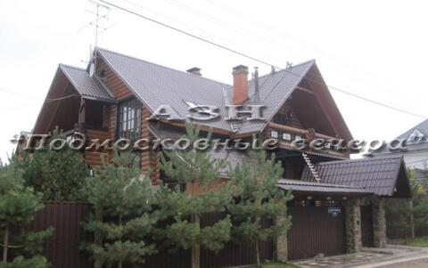 Дмитровское ш. 15 км от МКАД, Лобня, Коттедж 200 кв. м