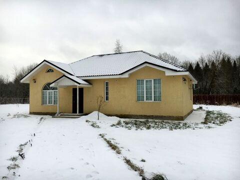 Зимний дом 110 м.кв. в ДНП Лесная сказка, Кировский район.