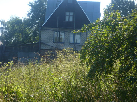 Загородный дом с большим участком. 350 км от Москвы.