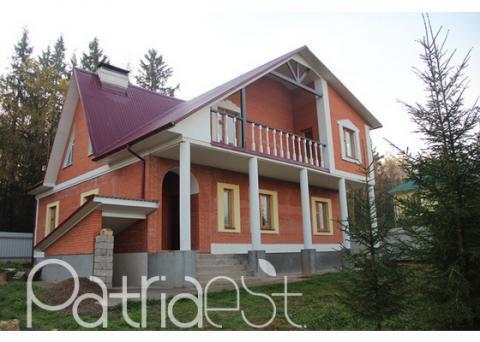 Добротный трехуровневый дом 326 кв.м Петрухино