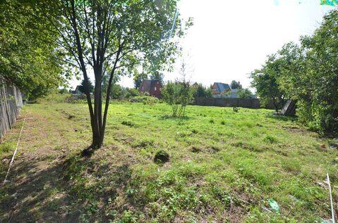 Продам участок площадью 8 соток ИЖС в деревне Драчево