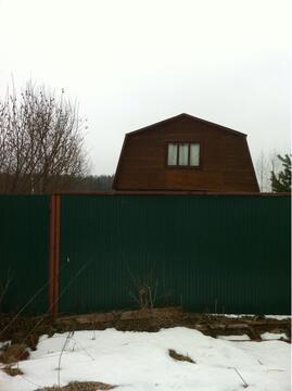 Продается дача в 12 км от Москвы