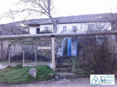 Половина дома на побережье Черного моря