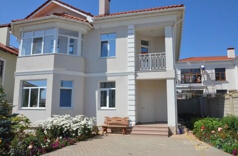 Продается новый дом в Севастополе на наб. Андрея Первозванного