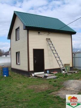 Продам дом 40 кв.м. в СНТ Ромашка и участок 6 соток