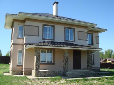 Дом 313 кв.м, Участок 15 сот. , Пятницкое ш, 43 км. от МКАД.