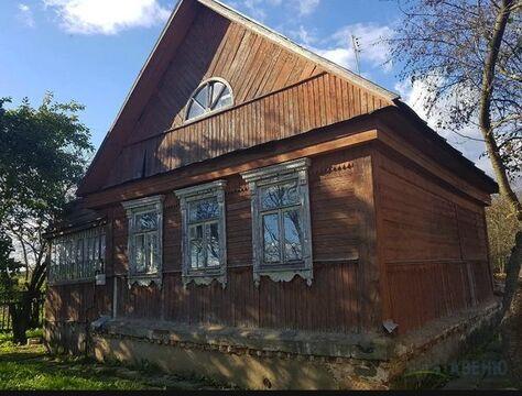Дом 50 кв.м. в черте города Наро-Фоминск. 6 соток.Газ, свет и вода .