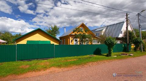 Газифицированный дом недалеко от центра города Волоколамска МО