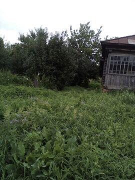 Дом 27,4 кв.м. на участоке 44 сотки в д. Воскресенское, Каширского .