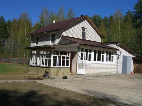 2-х эт. Жилой дом 170 кв.м, рядом с р.Волга, д.Ушаковка