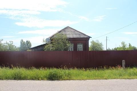 Дом в деревне Кукшево
