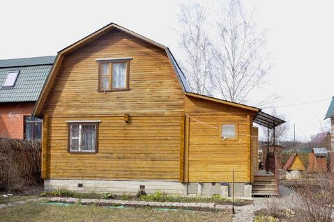 Дом 55 кв.м, Участок 8 сот. , Щелковское ш, 25 км. от МКАД.