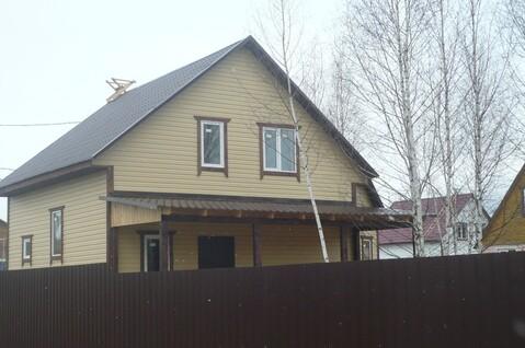 Новый дом на охраняемой територии