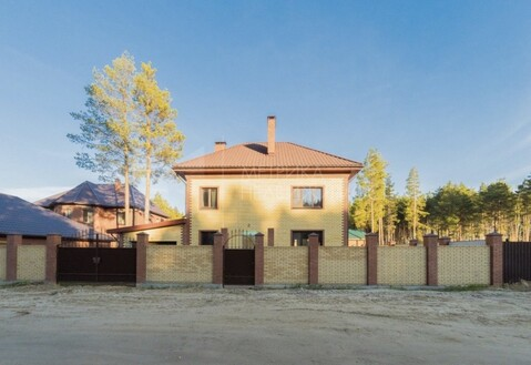 Продажа дома, Патрушева, Тюменский район, Ул. Сосновая