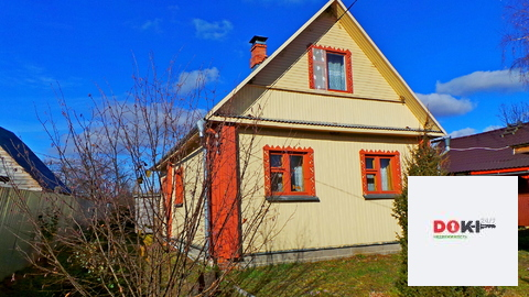 Продается двухэтажный дом в Орехово-Зуевском районе,1-этажный дом ср