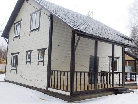 Дом 160 м кв , 11 соток, Калужское ш Папино