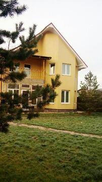 Коттедж обжитой вблизи Истринского водохранилища д. Бужарово