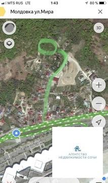 Продается земельный участок Краснодарский край, г Сочи, село Молдовка, .