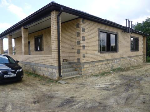 Продам современный коттедж с террасой в Михайловске