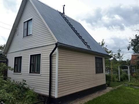 Жилой дом в д. Барыбино СНТ Кузьминское-2