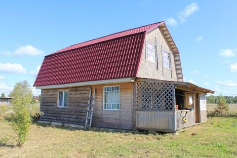 Дом в деревне Спицино