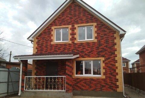 Продаю дом из кирпича на Кореновской