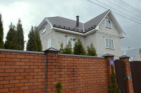 Дом 230 кв.м, Участок 7 сот. , Щелковское ш, 15 км. от МКАД.