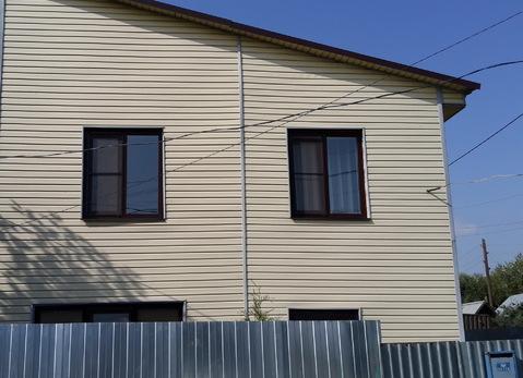 Продается новый 2-этажный дом