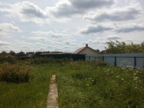 Продается участок 15 соток в с. Липитино Ступинского района