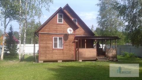 Продается дом в Щелковском районе д.Душоново СНТ