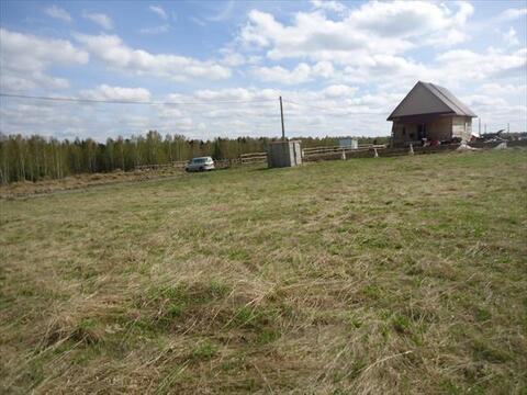 Земельный участок село Лязгино