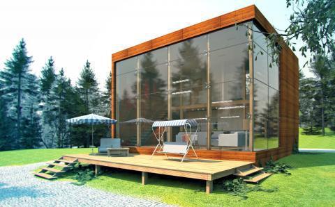 Дом Куб 160 кв.м.