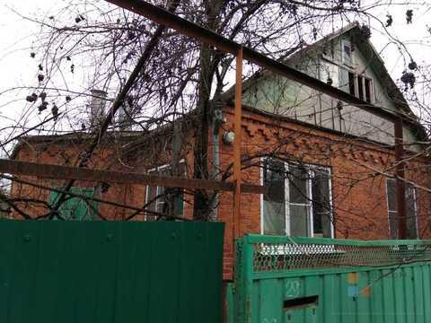 Продам земельный участок 7,7 сотки, с жилым домом 62 кв.м.