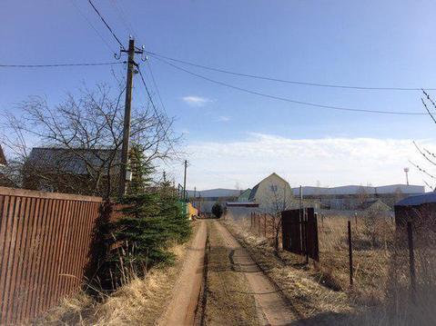 Участок 10 соток с домом в п. Дорохово, Рузский р-н.