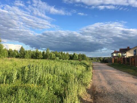 Продажа участка, Большое Петровское, Чеховский район